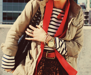 blogger, fashion, and watches image