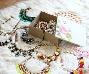 necklace and girly image
