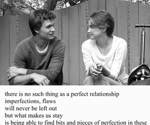 tfios, perfect, and love image