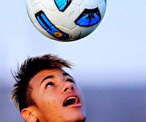 soccer, neymar, and brazil image