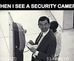 funny, lol, and security camera image
