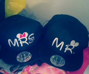 mickey, mr, and mrs image