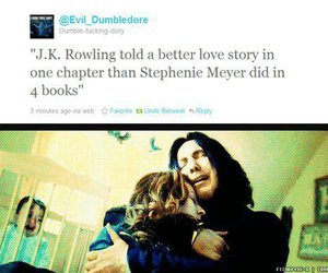 beauty, j.k. rowling, and lies image