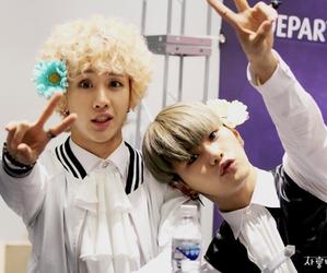 hansol, toppdogg, and b-joo image