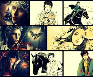 cassandra clare, clockwork angel, and jem carstairs image