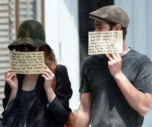 adorable, emma stone, and otp image