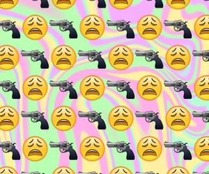 wallpaper and emoji image