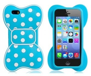 blow, polka, and blue image