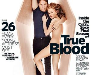 anna paquin, true blood, and bill compton image