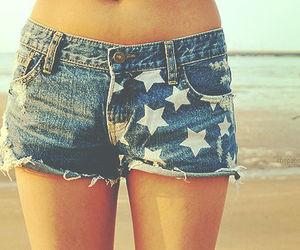 fashion, stars, and shorts image