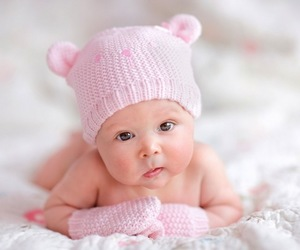 pretty, little baby, and cute image