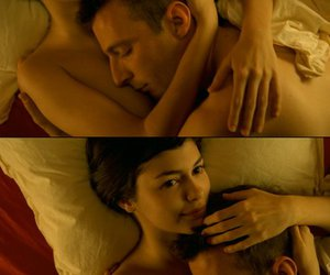 amelie, girl, and love image