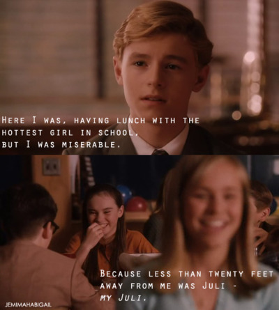 Quote from Flipped Movie