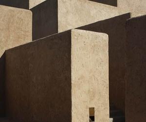 architecture, marrakech, and minimalist image