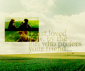deathly hallows, friend, and harry potter image