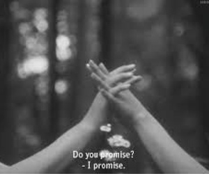 promise, love, and couple image