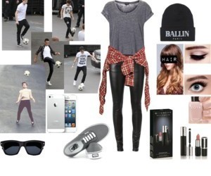 football, imagine, and Polyvore image