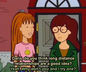 Daria, funny, and quotes image