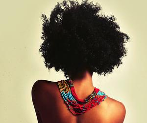 beauty and natural hair image