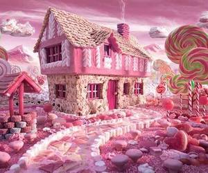candy, girly, and pink image