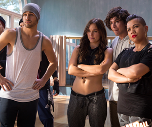briana evigan, adam sevani, and step up all in image