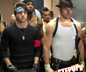 step up all in, movie, and misha gabriel image