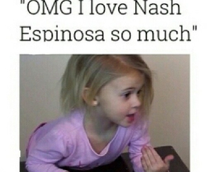 nash grier, magcon, and funny image