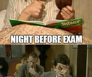 classroom, comedy, and finals image