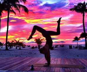 fit, fitness, and sky image