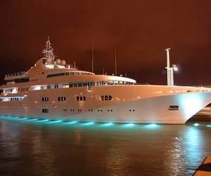 yacht, boat, and luxury image