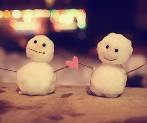 ice, cute, and love image