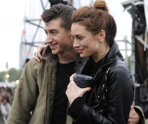 alex turner, couple, and arielle vandenberg image