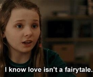 love, quote, and fairytale image
