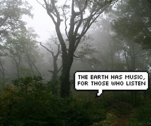music, earth, and grunge image