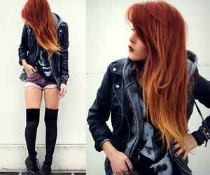 amazing, orange hair, and red hair image