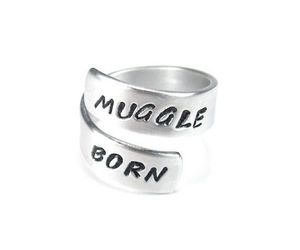 fandom, harry potter, and ring image