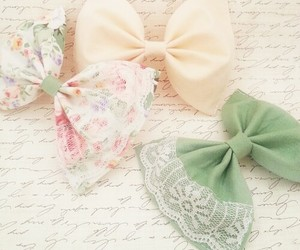 cute, bow, and cool image