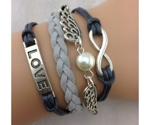love, bracelet, and awesome image