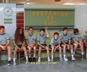 school, freaks and geeks, and grunge image