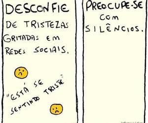 tristeza and silence image