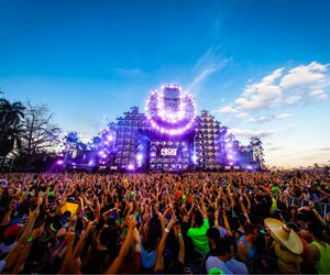 music, festival, and ultra image