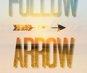 arrow, country, and dreams image