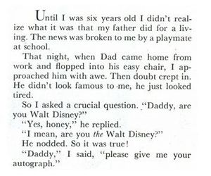 quote, walt disney, and cute image