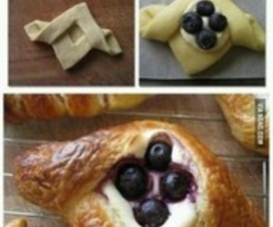 food, diy, and pastry image