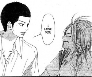 kimi ni todoke, manga, and love image