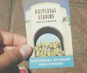 hollywood and universal studios image