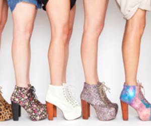 shoes and jeffery campbell image