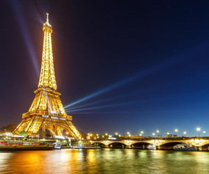 paris, eiffel, and france image