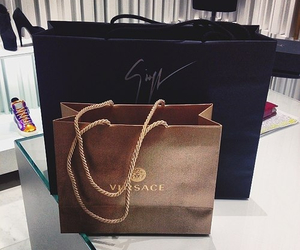 Versace, shopping, and luxury image