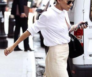fashion, style, and olsen image